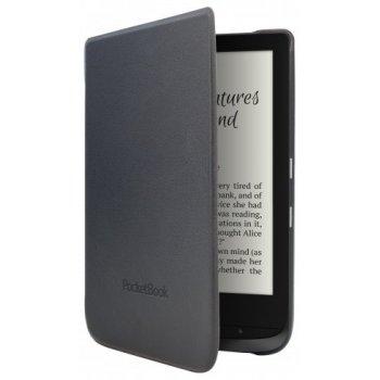 """Pocketbook WPUC-616-S-BK funda para libro electrónico Folio Negro 15,2 cm (6"""")"""