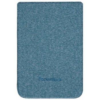 "Pocketbook WPUC-627-S-BG funda para libro electrónico Folio Azul 15,2 cm (6"")"