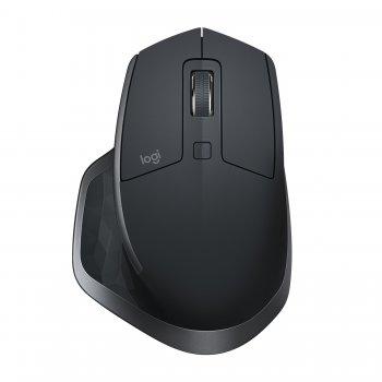 Logitech MX Master 2S ratón RF inalámbrico Laser 1000 DPI mano derecha