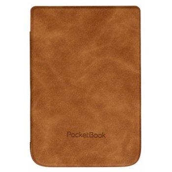 """Pocketbook WPUC-627-S-LB funda para libro electrónico Folio Marrón 15,2 cm (6"""")"""