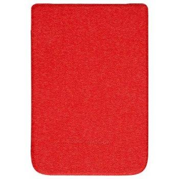 """Pocketbook WPUC-627-S-RD funda para libro electrónico Folio Rojo 15,2 cm (6"""")"""