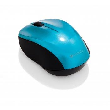 Verbatim Go Nano ratón RF inalámbrico 1600 DPI Ambidextro