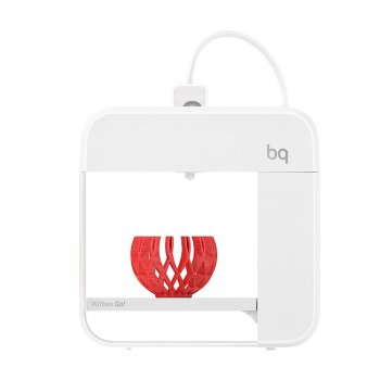 bq Witbox Go! impresora 3d Fabricación de Filamento Fusionado (FFF) Wifi