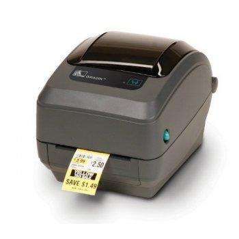 Zebra GK420t impresora de etiquetas Térmica directa   transferencia térmica 203 x 203 DPI Alámbrico