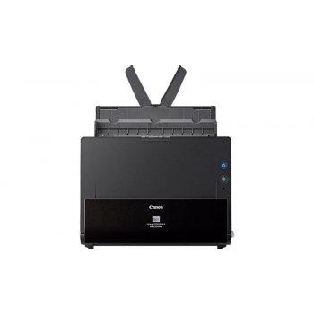 Canon imageFORMULA DR-C225W II 600 x 600 DPI Escáner con alimentador automático de documentos (ADF) Negro A4