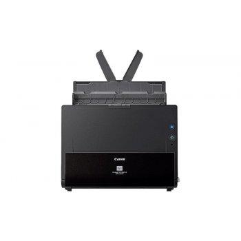 Canon imageFORMULA DR-C225 II 600 x 600 DPI Escáner con alimentador automático de documentos (ADF) Negro A4