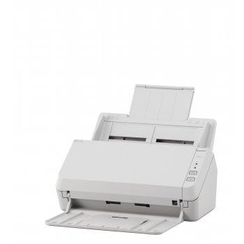 Fujitsu SP-1130 600 x 600 DPI Escáner con alimentador automático de documentos (ADF) Blanco A4