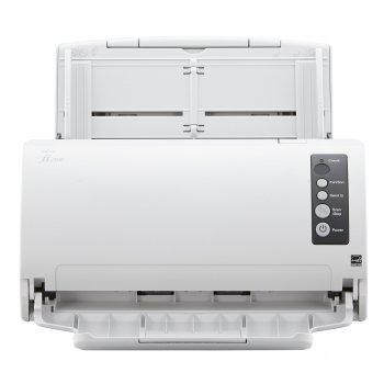 Fujitsu fi-7030 600 x 600 DPI Escáner con alimentador automático de documentos (ADF) Blanco A4