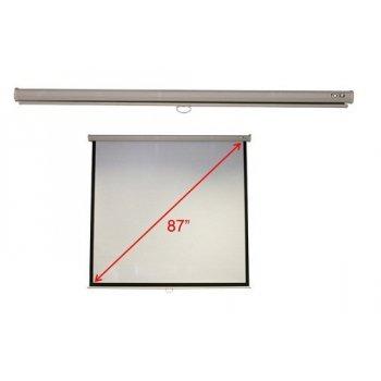 "Acer M87-S01MW pantalla de proyección 2,21 m (87"") 1 1"