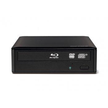 Buffalo BRXL-16U3-EU unidad de disco óptico Negro Blu-Ray DVD Combo