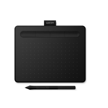 Wacom Intuos S tableta digitalizadora 2540 líneas por pulgada 152 x 95 mm USB Negro
