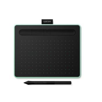 Wacom Intuos S Bluetooth tableta digitalizadora 2540 líneas por pulgada 152 x 95 mm USB Bluetooth Verde, Negro