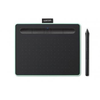 Wacom Intuos M Bluetooth tableta digitalizadora 2540 líneas por pulgada 216 x 135 mm USB Bluetooth Negro, Verde