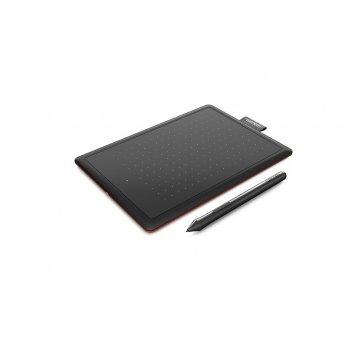 Wacom One by Medium tableta digitalizadora 2540 líneas por pulgada 216 x 135 mm USB Negro