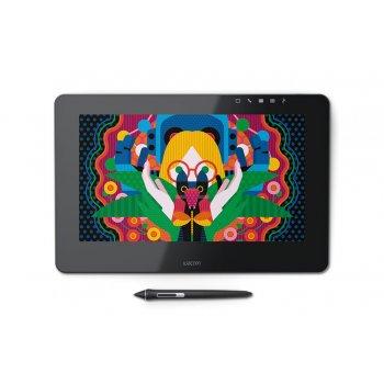 Wacom Cintiq Pro 13 tableta digitalizadora 5080 líneas por pulgada 294 x 166 mm USB Negro