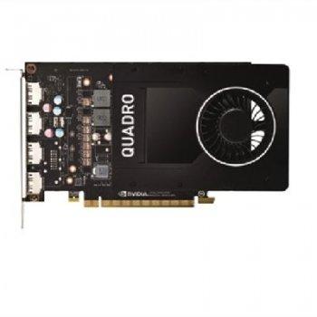 DELL 490-BDTN tarjeta gráfica Quadro P2000 5 GB GDDR5