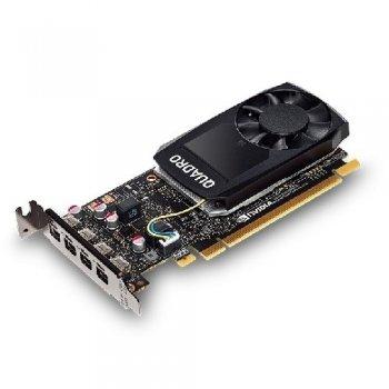 DELL 490-BDXN tarjeta gráfica Quadro P1000 4 GB GDDR5