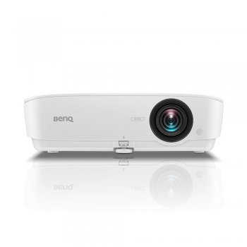 Benq MS535 videoproyector 3600 lúmenes ANSI DLP SVGA (800x600) Proyector para escritorio Blanco