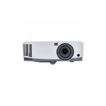 Viewsonic PA503S videoproyector 3600 lúmenes ANSI DLP SVGA (800x600) Proyector para escritorio Gris, Blanco