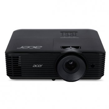 Acer X118H videoproyector 3600 lúmenes ANSI DLP SVGA (800x600) Proyector instalado en el techo Negro