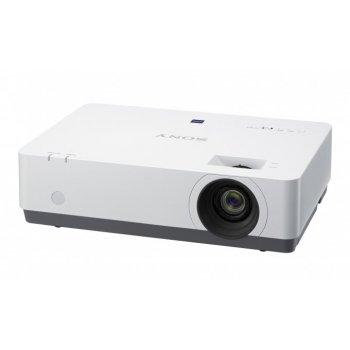 Sony VPL-EX455 videoproyector 3600 lúmenes ANSI 3LCD XGA (1024x768) Proyector para escritorio Negro, Blanco