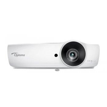 Optoma X461 videoproyector 5000 lúmenes ANSI DLP XGA (1024x768) 3D Proyector para escritorio Blanco