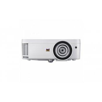 Viewsonic PS501X videoproyector 3400 lúmenes ANSI DLP XGA (1024x768) 3D Proyector para escritorio Blanco
