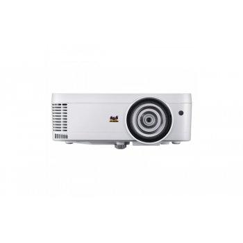 Viewsonic PS600W videoproyector 3500 lúmenes ANSI DLP WXGA (1280x800) Proyector para escritorio Blanco