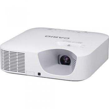 Casio XJ-F211WN videoproyector 3500 lúmenes ANSI DLP WXGA (1280x800) Proyector para escritorio Blanco