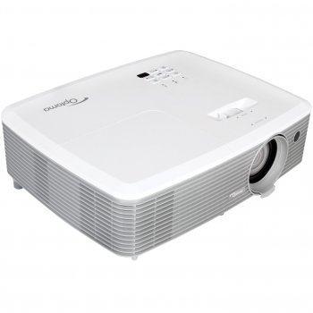 Optoma W400 videoproyector 4000 lúmenes ANSI DLP WXGA (1280x720) 3D Proyector portátil Blanco