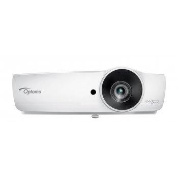 Optoma W461 videoproyector 5000 lúmenes ANSI DLP WXGA (1280x800) 3D Proyector para escritorio Blanco