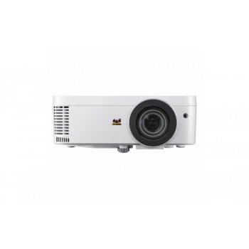 Viewsonic PX706HD videoproyector 3000 lúmenes ANSI DLP 1080p (1920x1080) 3D Proyector para escritorio Blanco