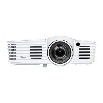 Optoma GT1080E videoproyector 3000 lúmenes ANSI DLP 1080p (1920x1080) 3D Proyector para escritorio Blanco