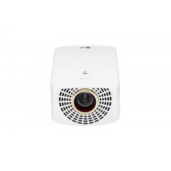 LG HF60LSR videoproyector 1400 lúmenes ANSI DLP 1080p (1920x1080) Proyector para escritorio Blanco