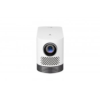 LG HF80LSR videoproyector 2000 lúmenes ANSI DLP 1080p (1920x1080) Proyector para escritorio Blanco