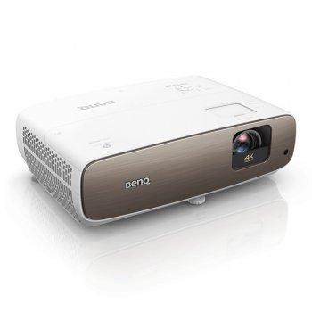 Benq W2700 videoproyector 2000 lúmenes ANSI DLP 2160p (3840x2160) 3D Proyector para escritorio Marrón, Blanco