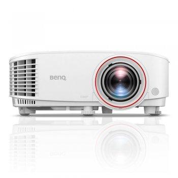 Benq TH671ST videoproyector 3000 lúmenes ANSI DLP 1080p (1920x1080) Proyector para escritorio Blanco