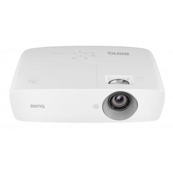 Benq W1090 videoproyector 2000 lúmenes ANSI DLP 1080p (1920x1080) Proyector para escritorio Blanco