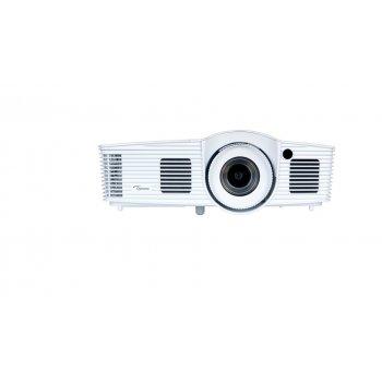 Optoma EH416 videoproyector 4200 lúmenes ANSI DLP 1080p (1920x1080) 3D Proyector para escritorio Blanco