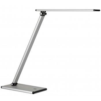 Unilux TERRA lámpara de mesa Negro, Metálico 5 W LED