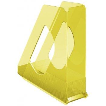 Esselte 626277 bandeja de escritorio Poliestireno Amarillo