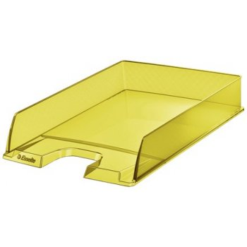Esselte 626272 bandeja de escritorio Poliestireno Amarillo