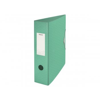Esselte 626218 carpeta de cartón A4 Verde
