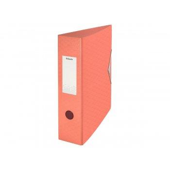 Esselte 626216 carpeta de cartón A4 Rojo