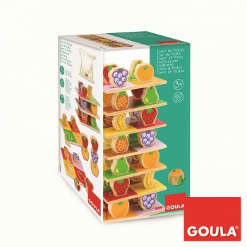 Goula Tower of Fruits