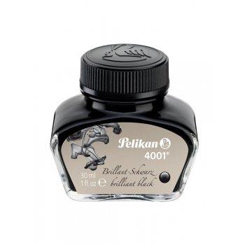 Pelikan 4001 30 ml Recambio de bolígrafo Negro 12 pieza(s)