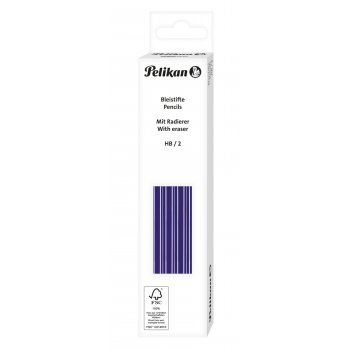 Pelikan 979393 lápiz de grafito HB 12 pieza(s)