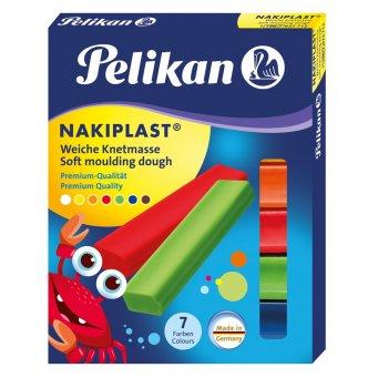 Pelikan 622712 compuesto para cerámica y modelaje Arcilla de modelar Multicolor 125 g 1 pieza(s)