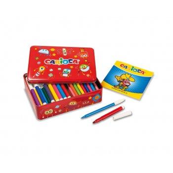 Carioca 100 Color Kit rotulador Fino Extragrueso Multicolor 100 pieza(s)