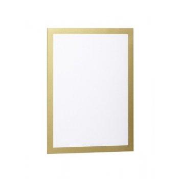 Durable DURAFRAME A4 marco magnético Oro